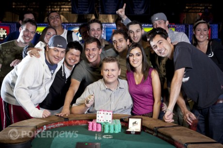 Finaliza el 28.ª jornada de las World Series of Poker 2011
