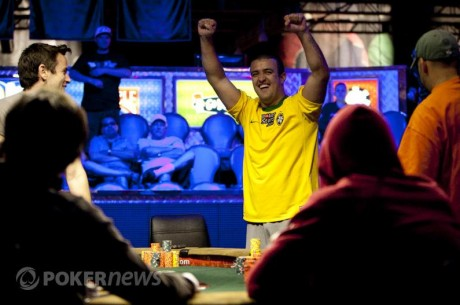 WSOP 2011 Dia 28: Akkari no Heads-Up do Evento #43