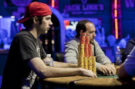 2011 World Series of Poker 29. nap: Jó munkát végez a Mercier-csapat