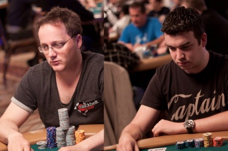 Moorman, Ashby, and Ashton Nearing WSOP Finals