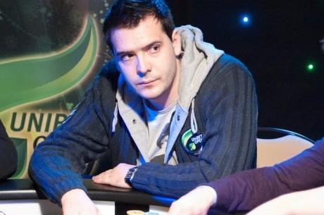 40-то място за Димитър Данчев на супер силния $10,000...