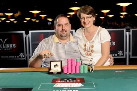 WSOP Evento #44: Parabéns a Rep Porter
