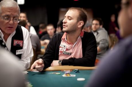 WSOP rankos analizė: Nusimetimo svarba