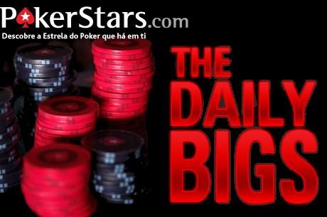 Daily Bigs da PokerStars Crescem Ainda Mais