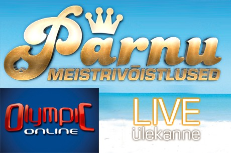 Jälgi Pärnu meistrivõistluste live-ülekannet PokerNews'is!