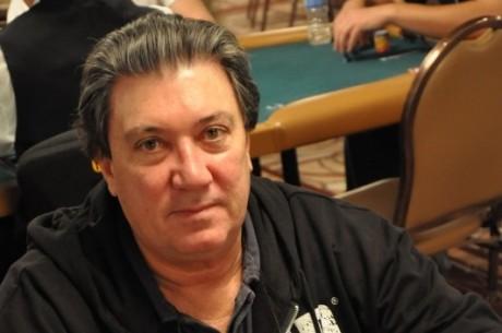 WSOP Evento #50: Fernando Brito Passa ao Dia 2