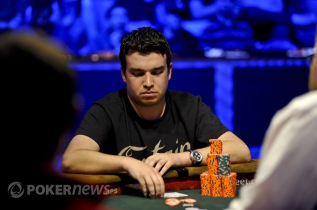 Chris Moorman Heads Up for Event #46 Championship