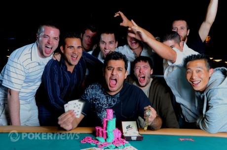 2011 World Series of Poker Day 30: Ahmed Wins Event #47 and Mercier Goes for No. 3