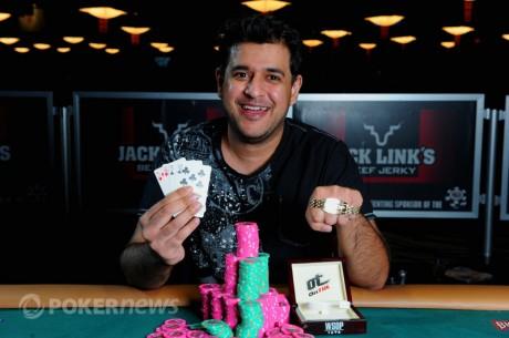 WSOP Evento #47:Owais Ahmed Venceu a Bracelete ($255,959)