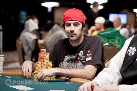 2011 World Series of Poker: Jason Mercier egy napja Las Vegasban