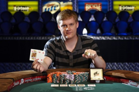 WSOP Evento #46: Joe Ebanks Supera Moorman pela Bracelete