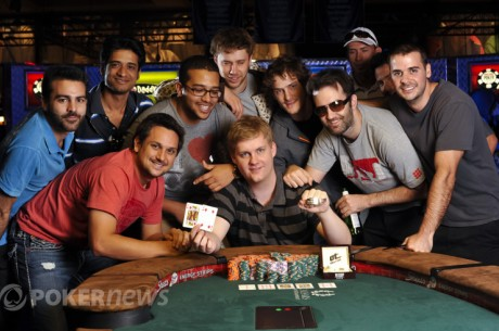 2011 World Series of Poker Day 31: Ebanks Becomes First Million Dollar Man