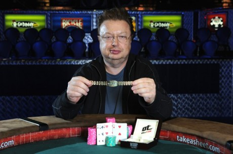 WSOP Evento #49: Leonard Martin vence $2,500 2-7 Triple Draw Lowball (Limit) ($189,919)