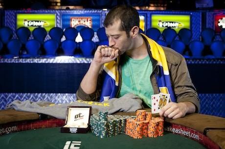 WSOP Evento #48: Athanasios Polychronopoulos Vence o Ouro ($650,223)