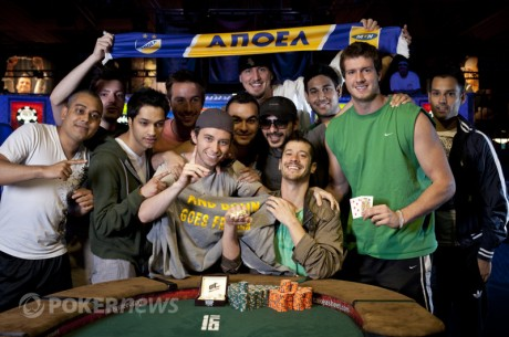 Resumen de las 32.ª jornada de las World Seires of Poker 2011