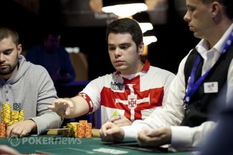 WSOP 2011 Dia 32: Marco Oliveira na FT do $1,5K PLO H/L; C.K. e Federal Garantem Grandes...