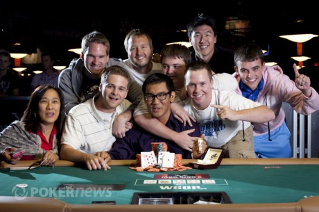 Termina el Día 33 de las World Series of Poker 2011