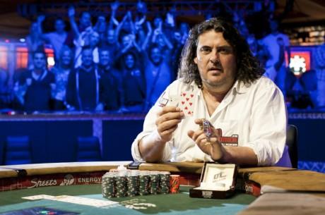 WSOP Evento #50: Antonin Teisseire Ganha 3ª Bracelete para os Franceses ($825,604)