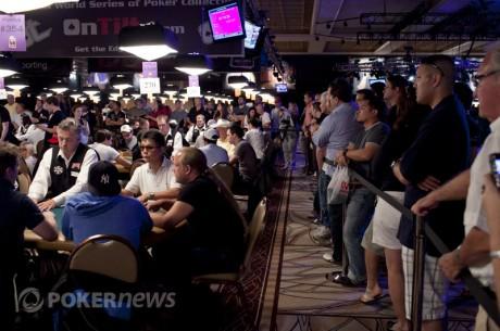 WSOP 2011: Турнир №54 собрал 69 россиян + Итоги 34-го дня