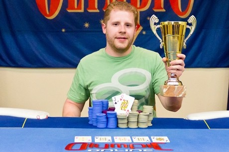 Pärnu meistrivõistlused võitis ameeriklane William Ross