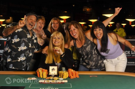 2011 World Series of Poker Day 34: Marsha Wolak Wins Ladies Championship