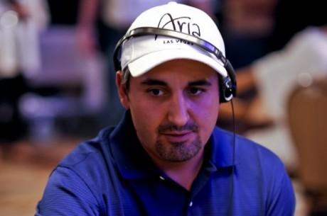 WSOP 2011 - $50k Poker Player Championship, 29 spelare vidare