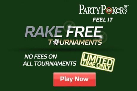 Pokerowy Teleexpress: PartyPoker rezygnuje z prowizji, Nowa liga PokerStars i więcej