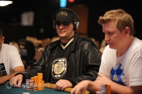 WSOP 2011 Dia 35: Hellmuth Avança entre os Líderes no $50,000 Players Championship