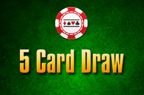 Strategia gier mieszanych: Czytanie ręki w 5 Card Draw