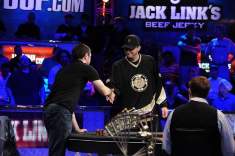 2011 WSOP 이벤트 #55 Poker Players Championship의 결말...