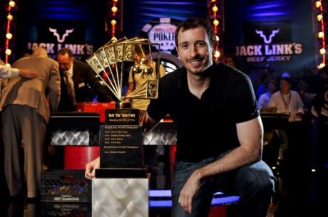 Rast nekar Hellmuth sitt tolfte armband $50k Poker Players Championship