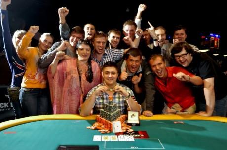 Maxim Lykov conquista terceira bracelete russa nas WSOP 2011