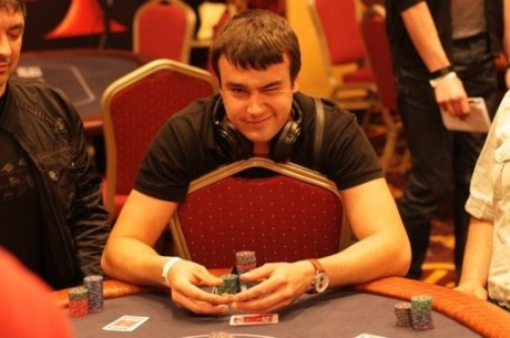 """Artūrs """"Mjasorubka"""" Jegorovs šodien spēlē Kijevas miniRPS Main Event"""