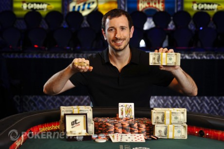2011 World Series of Poker Day 37: Brian Rast Wins Poker Player's Championship
