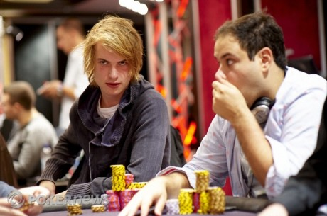 Online Railbird Report: Blom Wins $519,000; Takes on Sahamies