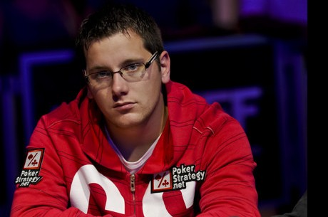 WSOP 2011 - Bjorn Verbakel behaalt 8ste plaats in $5.000 Pot Limit Omaha hi/lo