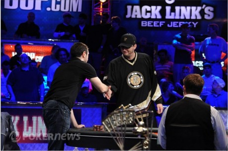 美国玩家统治WSOP $50,000 Poker Player's Championship