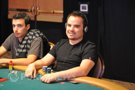 WSOP Main Event: Tiago Lopes Passa ao Dia 2
