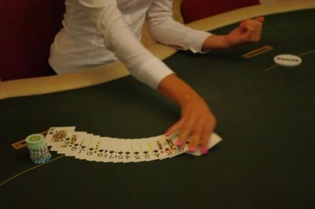 Ялтинські любителі спортивного покеру притягнуті...