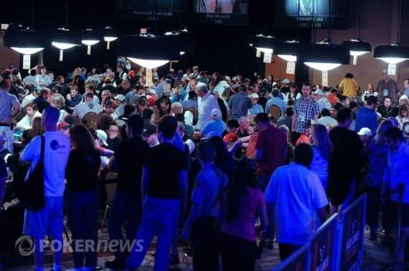 WSOP 2011: День 1А МE стартував + Підсумки 38-го дня