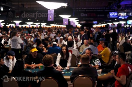 WSOP 2011 Dia 39: Resumo do Dia 1B do Main Event