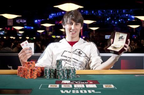 Svenske Alexander Anter vinner i WSOP #56 - $1500 NLHE