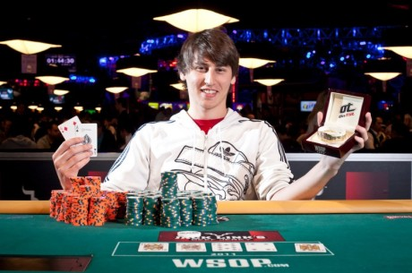 WSOP Event #56: Hasan Anter sa Royal Flush-om odnosi pobedu