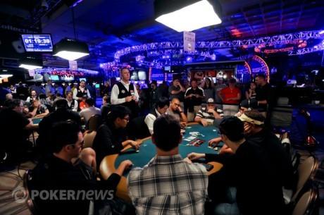 WSOP 2011: Старт День 1B МE + Підсумки 39-го дня