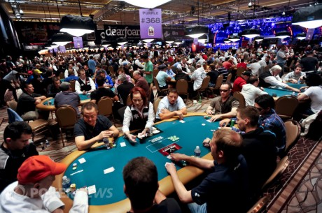 2011 World Series of Poker Day 41: Main Event Draws Third Largest Field in History