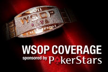 Seko Latviešu spēlei 2011 WSOP Galvenajā turnīrā ar PokerNews [ATJAUNOTS]!