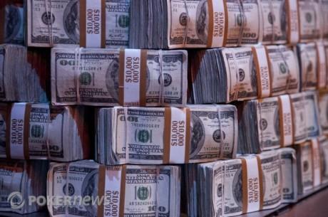 Vairāk nekā $50k ir garantēti vien par $13 šonedēļ iekš PokerNews