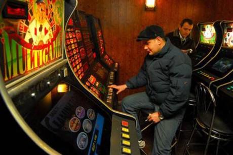 У Києві не зменшується кількість ігрових автоматів