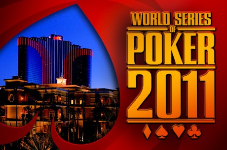 Rekordní čísla na World Series Of Poker 2011