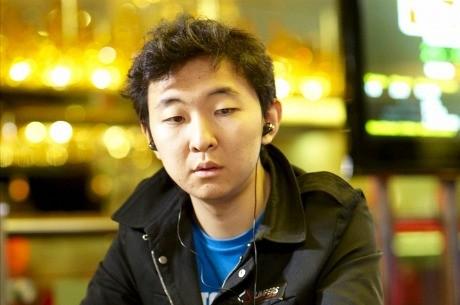 Rui Cao consigue pelar a Viktor Blom